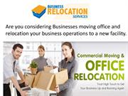How To Manage The Chaos While Office Relocation?