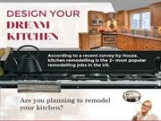 An Infography on Top Trending Kitchen Styles