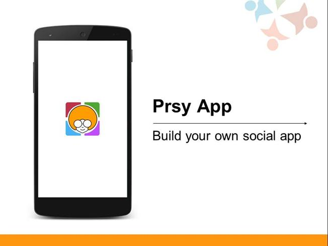 How to Create Your Own Social Network App? Register in Prsy