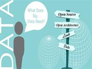 Open Source vs. Open Architecture: What Does Big Data Need?