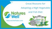 Great Reasons for Adopting a High Vegetable and Fish | Diet | Fish