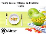 Taking Care of Internal and External Health