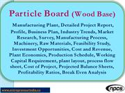 Particle Board (Wood Based)