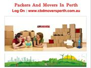 Choose the Cheap Removalists Perth | Call US : +61894688945