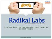 Radikal Labs - Finest Mobility Solutions for Your Business