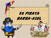 PIRATA BARBA AZUL
