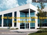 1700 SqFt Commercial Office Space for Rent in Noida