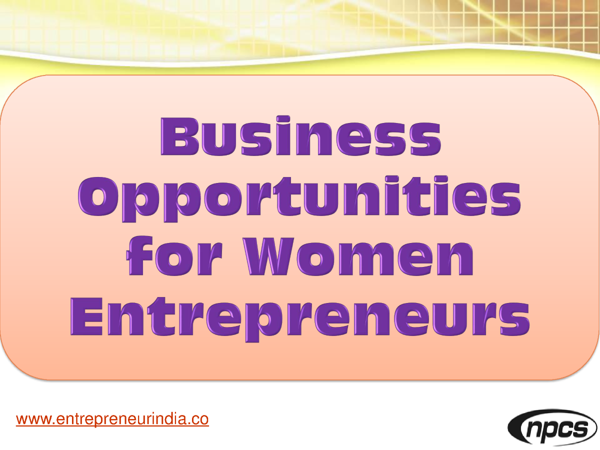 opportunities for women entrepreneurs Following a recent, well attended, visit to the legatum institute last year, the vice-president of the republic of zambia, her honour mrs inonge wina returned to.