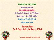 1_Suresh Babu_ review on 07.05.16_Phase II