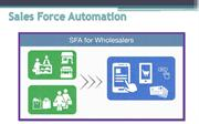 Sales Force Automation for Whole Sale Distributors – A Critical Link i