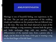 Diamond Rings Houston - Hot Trends for This Year