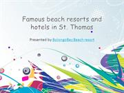 Choose the best and affordable hotel in St. Thomas