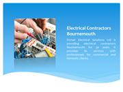 Electrical Contractors Bournemouth - Dorset Electrical Solutions