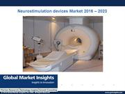 Neurostimulation Devices Market Size, Industry Report, 2023