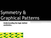 Symmetry & Graphical Patterns