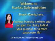 inspiration-Fearless Pursuits