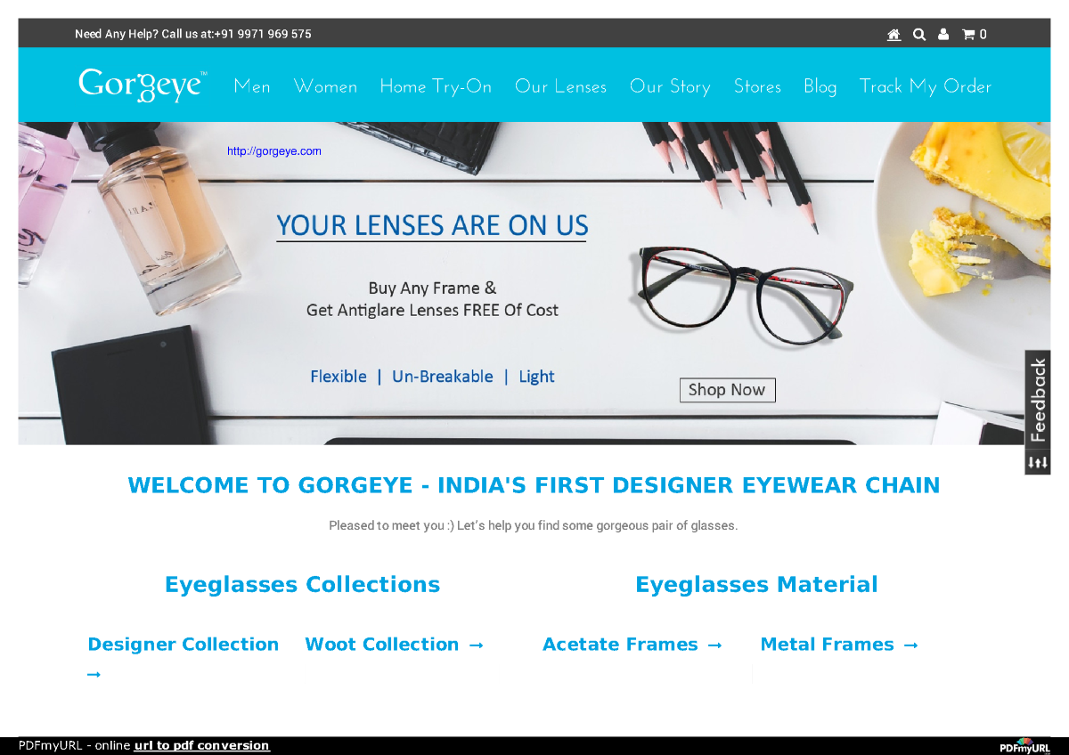 Buy specs frames online in india at best design authorstream for Best place to buy frames online