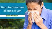 Steps to overcome allergic cough