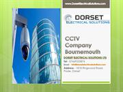 CCTV Company Bournemouth - Dorset Electrical Solutions