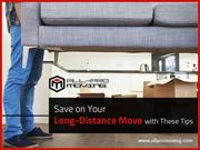 Movers in San Antonio – Get Expert Help on Long-Distance Moving