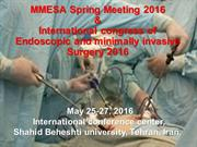 MMESA congress 2016