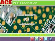 PCB Fabrication, the important process in the manufacturing of PCBs