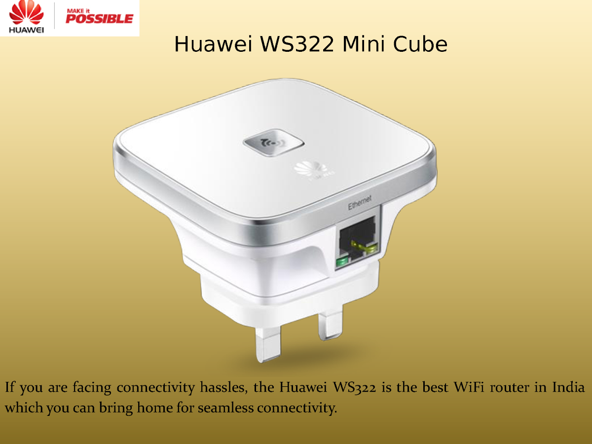 Consumer Huawei India Wifi Repeater Wireless Range Extender Ws331c Lets Connect