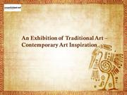 An Exhibition of Traditional Art 2016
