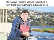 Dr Rowan Rustem Molnar Published a new book Book on Healthcare