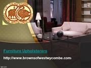 Furniture Designer , Furniture makers, Furniture  Upholsterers