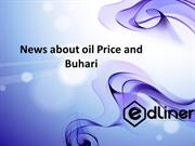 News about oil Price and Buhari