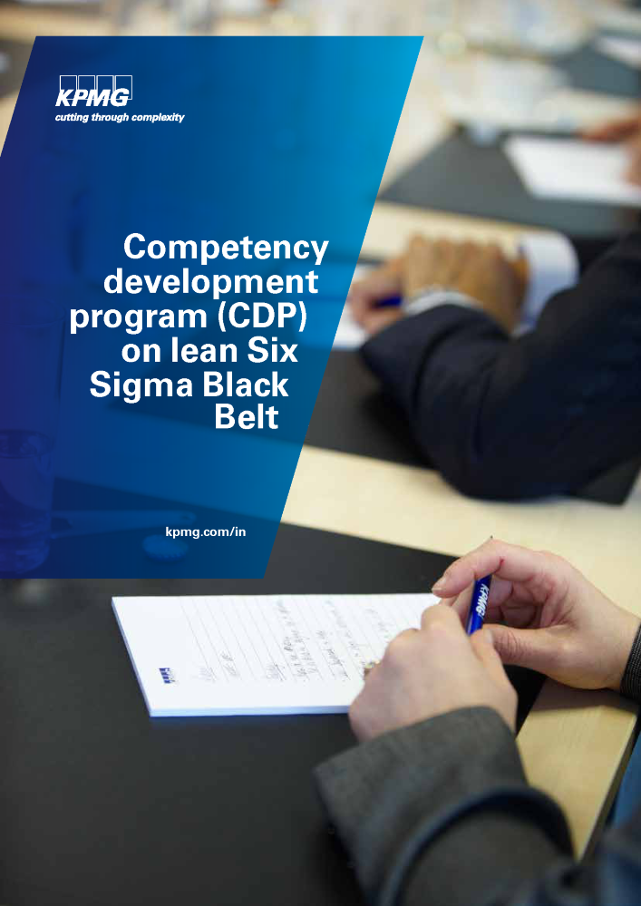 Lean Six Sigma Black Belt Certification Program Authorstream