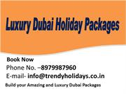 Book Now Amazing Dubai Packages