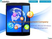Android Application Development Company | Android App Development