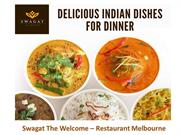 Indian Restaurant Melbourne - Swagat The Welcome