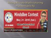 Mindsahead, Hiring Private Math tutoring Hackensack NJ