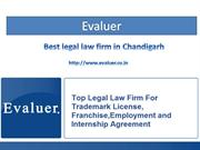 Evaluer - Legal Firms in Chandigarh