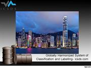 Globally Harmonized System of Classification and Labelling- icsds