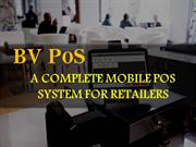 bvpos A Complete Point Of Sale Solution for Retail Businesses