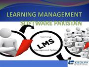 learning management software Pakistan