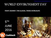 5 June 2016 world environment day fight against illegal wildlife