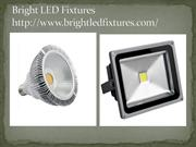 Bright LED Fixtuer Presentation