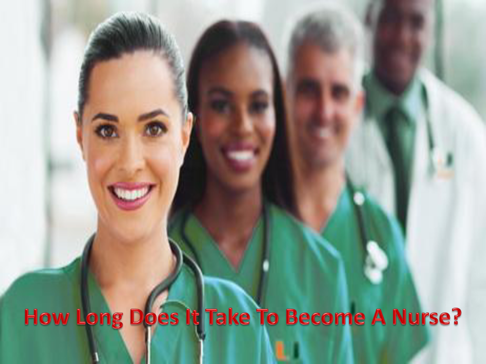 how long does it take to become a nurse – applecool, Human body