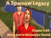 A Sparrow Legacy! Chapter 3.05