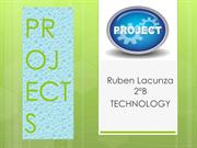 PROJECTS RUBÉN
