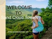 Buy Beach Towel from Sand Cloud Towels