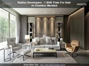 Radius Developers : 1 BHK Flats for Sale In Chembur Mumbai