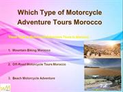 Best BMW Motorcycle Adventure Tours in Morocco