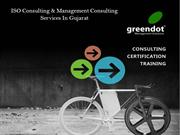 Management Consulting and ISO Consulting Services - Green Dot