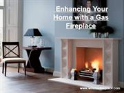 Enhancing Your Home with a Gas Fireplace